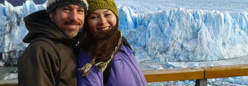 Glaciar Perito Moreno - Argentina.